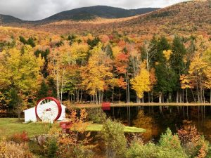 New England Fall Foliage Tour